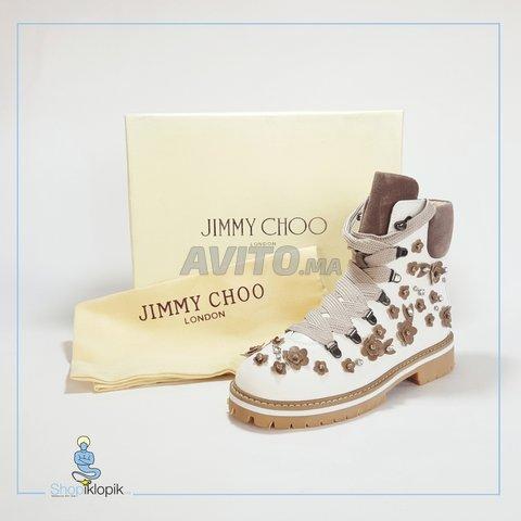 JIMMY CHOO Bottes en cuir Femme 40 à vendre à Casablanca dans ... 907c0c5557e