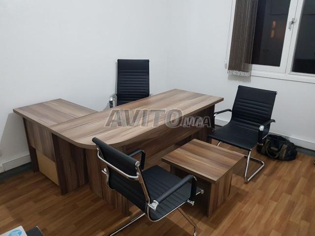 Liquidation Des Bureau L Et Chaise New Materiels Professionnels A Rabat Avito Ma 27897954