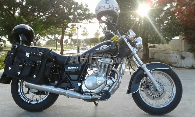 d0b618c450b moteur SUZUKI marauder 250 cc à vendre à Salé dans Motos   Avito.ma