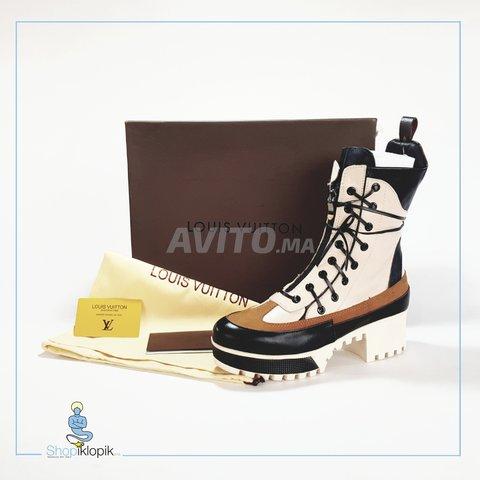 Bottes Laureate Louis Vuitton à vendre à Casablanca dans Chaussures ... 91e6479d0ca