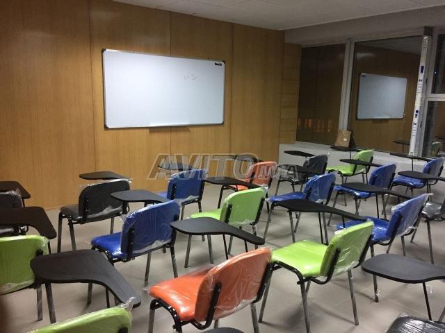 Promotion des chaise écritoire new à vendre à rabat dans meubles