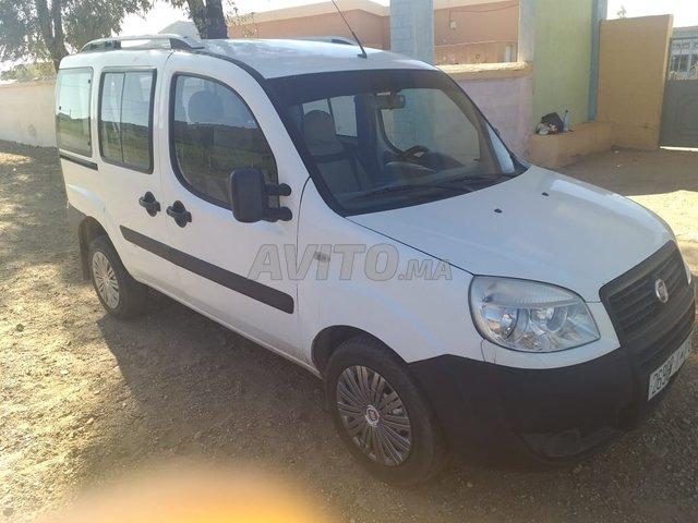 Voiture Fiat Doblo 2014 à meknès  Diesel  - 5 chevaux