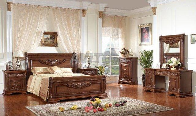 Chambre a Coucher Royale MAssif PROMOTION à vendre à Tanger dans ...