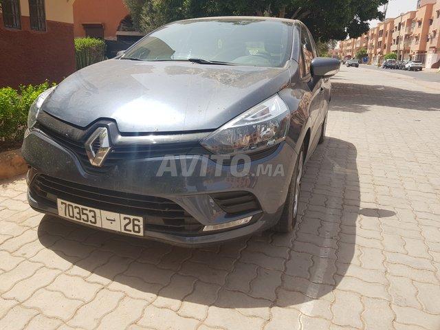Voiture Renault Clio 2018 à marrakech  Essence  - 7 chevaux