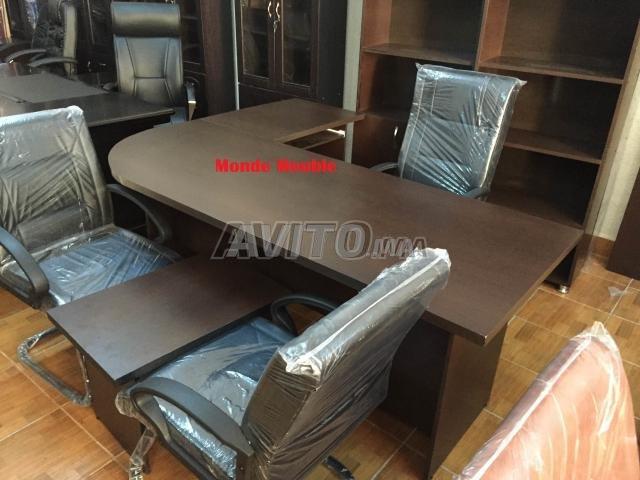 Pack bureau et chais pack à vendre à rabat dans meubles et