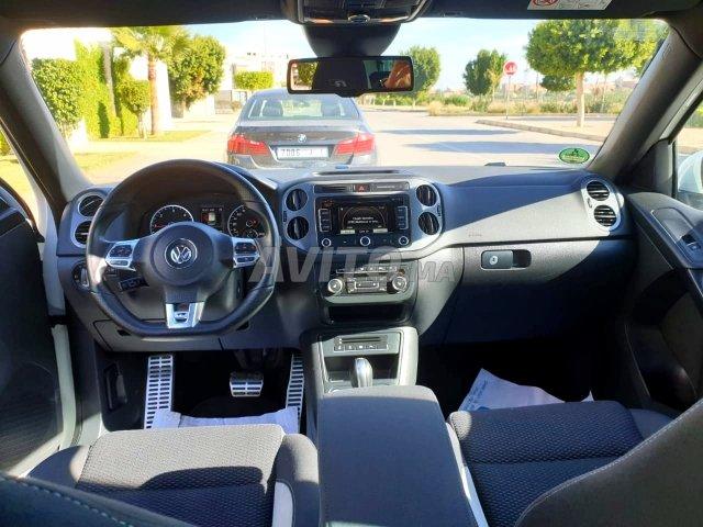 image_3 : Tiguan Volkswagen diesel -2014 région Casablanca