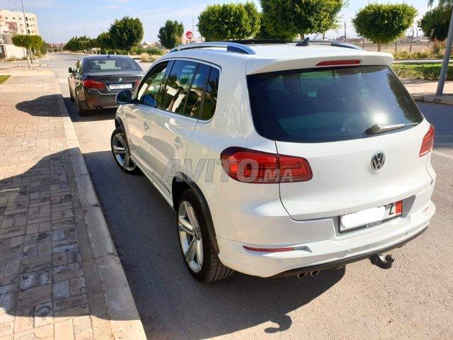 image_4 : Tiguan Volkswagen diesel -2014 région Casablanca