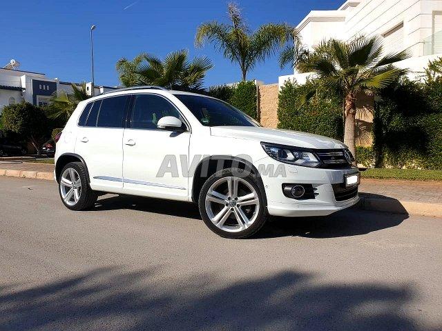 image_0 : Tiguan Volkswagen diesel -2014 région Casablanca
