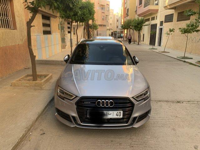 Voiture Audi A3 2017 à fès  Diesel
