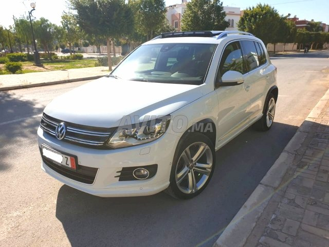 image_1 : Tiguan Volkswagen diesel -2014 région Casablanca