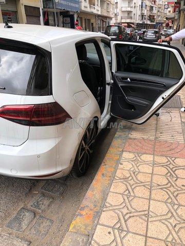 Voiture Volkswagen Golf 7 2016 à casablanca  Diesel  - 8 chevaux