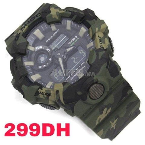 776ba8da1 Casio g-shock military mov gwg 1000 للبيع في سلا في ساعات و مجوهرات ...