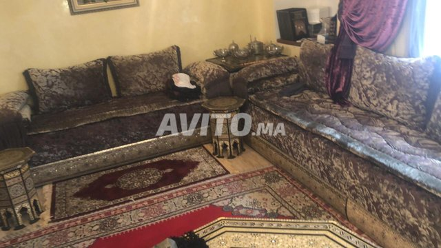 Salon marocain a vendre