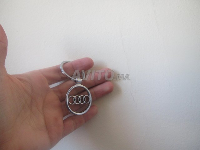 image_2 : Porte clé Toyota - Min cooper - Audi région Settat