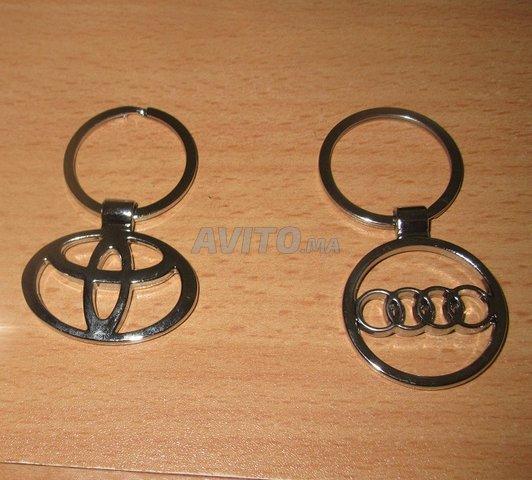 image_3 : Porte clé Toyota - Min cooper - Audi région Settat