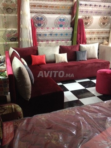 Salon moderne à vendre à Meknès dans Meubles et Décoration | Avito.ma