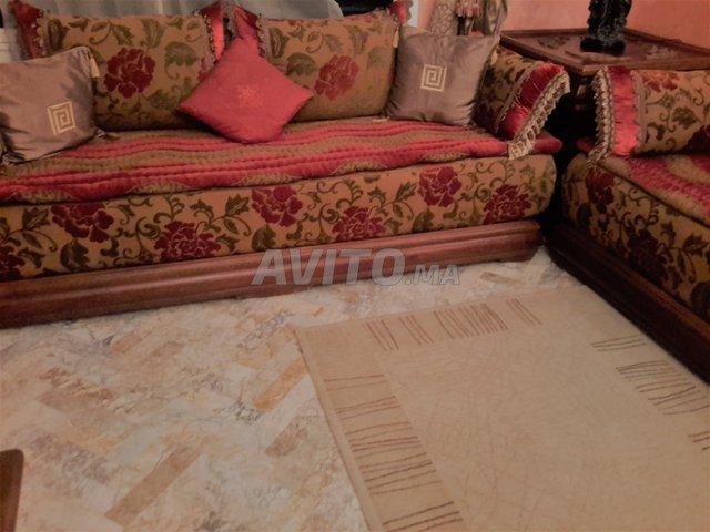 Salon marocain en très bon état