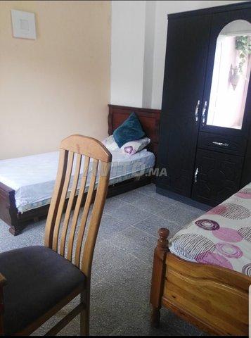 Chambre Double meublée pour deux filles à vendre à Rabat ...