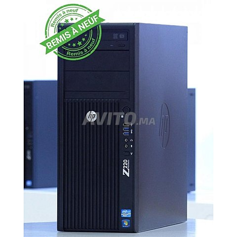 HP Z220 POUR GAMING Choisir للبيع في الدار البيضاء في