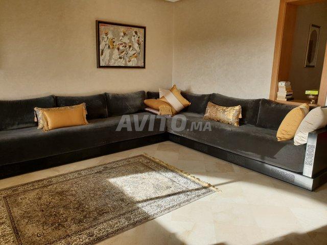 Beau salon marocain moderne et chic à vendre à Casablanca dans ...