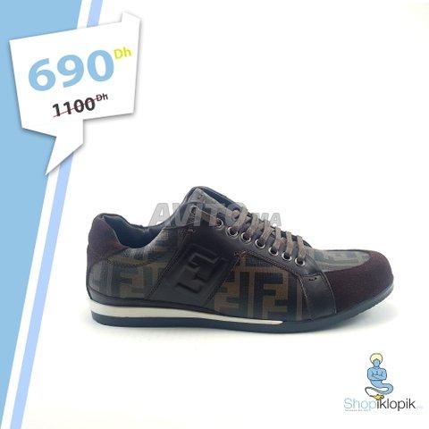 5fa38f1dee7dff PROMO Baskets Homme Fendi للبيع في الدار البيضاء في أحذيية | Avito.ma