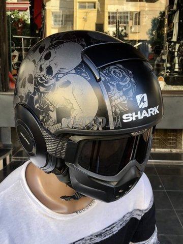 Casque Shark Dark Fès
