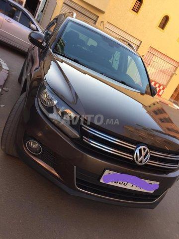 Voiture Volkswagen Tiguan 2014 à agadir  Diesel  - 8 chevaux