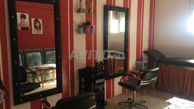Salon de coiffure pour femme a tanger