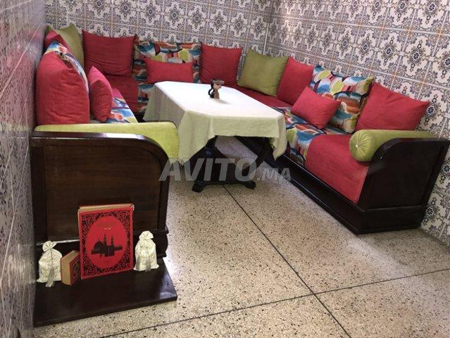 Elegant Salon Marocain