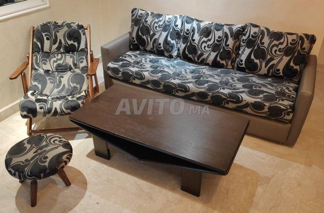 Salon moderne et chic à vendre à Casablanca dans Meubles et ...