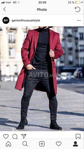8a297ba6d90 Manteau zara Luxe (Medium) à vendre à Casablanca dans Vêtements ...
