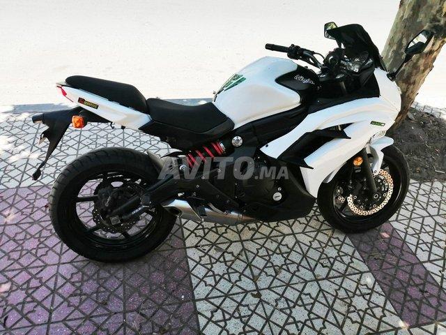 Kawasaki ninja 650 . DIWANA 2018 -2013