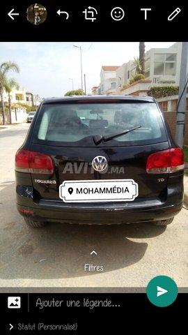 Voiture Volkswagen Touareg 2007 à mohammedia  Diesel  - 10 chevaux