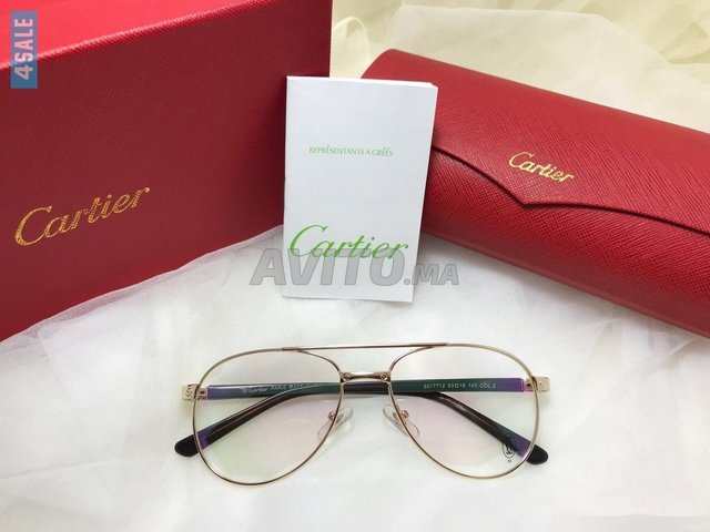 11594799c نظارات طبية ماركات عالمية Carteir للبيع في العرائش في منتجات التجميل ...
