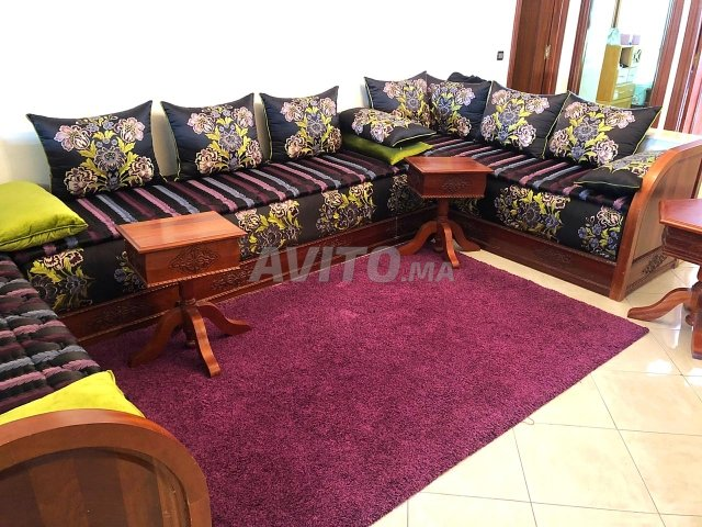 salon marocain a vendre à vendre à Kénitra dans Meubles et ...
