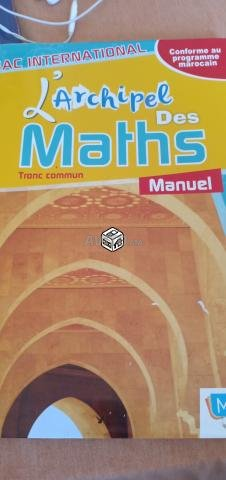 larchipel des maths tronc commun