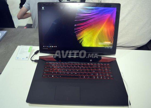 Pc Gamer Lenovo ideapad Y700 i7 12Go 1TB GTX960M للبيع في طنجة في