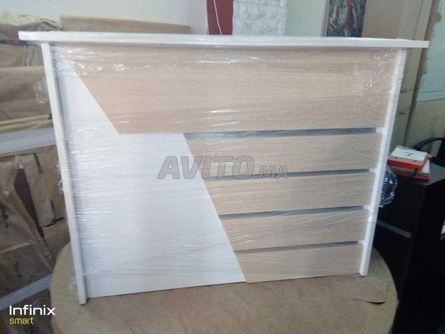 Bureau en bois en bonne qualité à vendre à casablanca dans