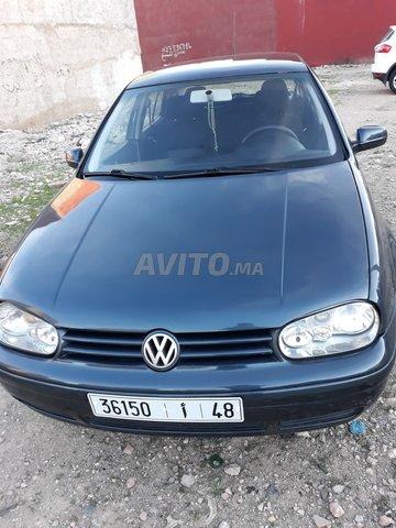 Voiture Volkswagen Golf 4 2003 à oujda  Diesel  - 8 chevaux