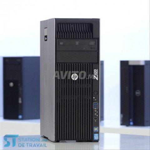 HP Z620 WORKSTATION - NVIDIA Quadro K5000 للبيع في طنجة في