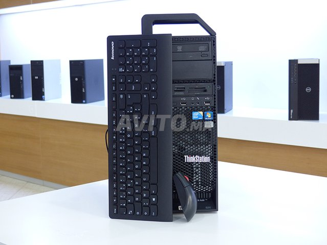 Lenovo ThinkStation S20 - 250 Go SATA 2 7200 tpm للبيع في مكناس في