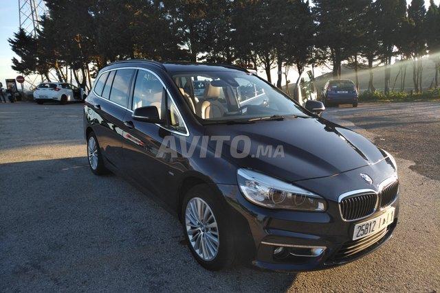 BMW Familiale 218d Gran Tourer Luxury -2015