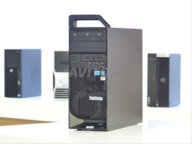 Lenovo ThinkStation S20 - GTX 1060 - 8 Go DDR3 للبيع في طنجة