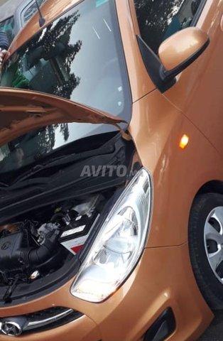 Voiture Hyundai I 10 2018 à tanger  Essence