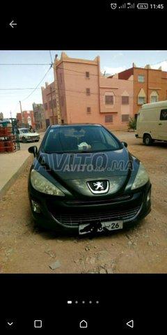 Voiture Peugeot 308 2009 à marrakech  Diesel  - 6 chevaux