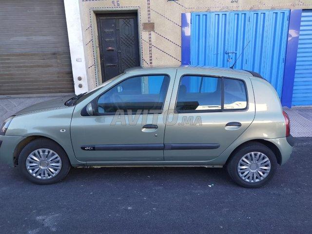 Voiture Renault Clio 2004 à casablanca  Diesel  - 6 chevaux