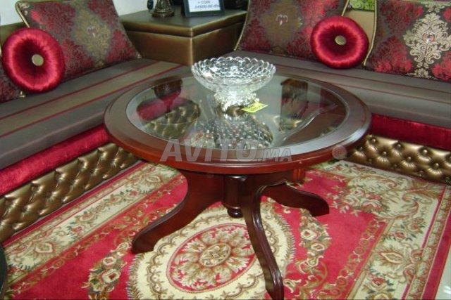 Table Salon Marocain A Vendre A Casablanca Dans Meubles Et