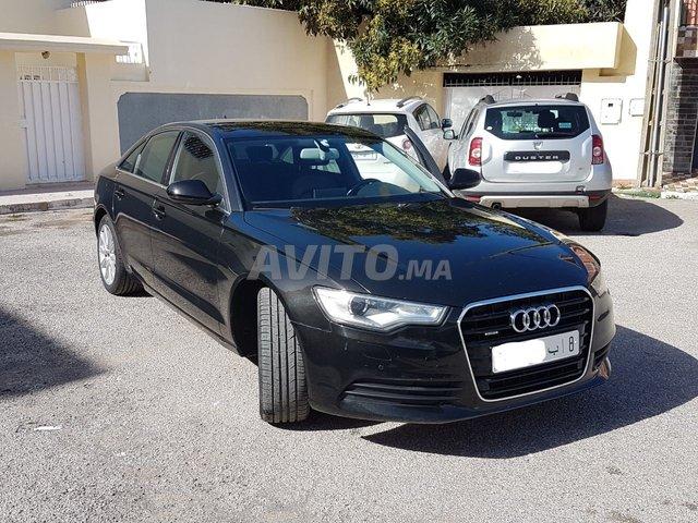 Audi A6 30 Tdi Quattro 245 S Tronic Exclusive للبيع في الرباط في