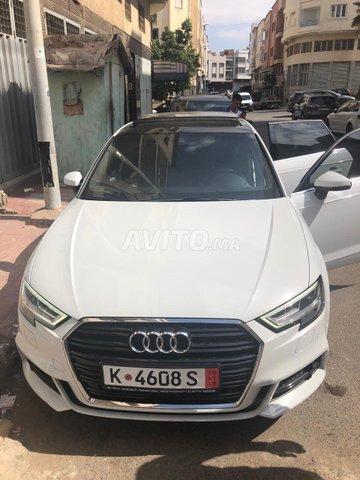 Voiture Audi A3 2016 à casablanca  Diesel