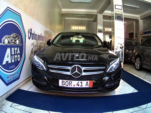 Voiture Mercedes benz Classe c 2015 à khouribga  Diesel